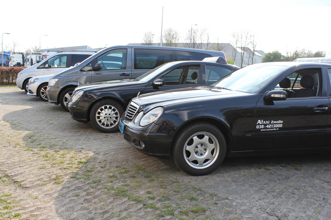 Taxi Zwolle ziekenvervoer
